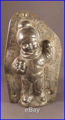 Antique Anton Reiche chocolate molds Snow Babies