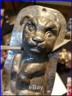 Antique Boston Terrier Chocolate Mold anton reiche
