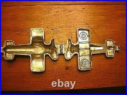 Antique Eppelsheimer & Co. Airplane Chocolate / Ice Cream Mold # 1131