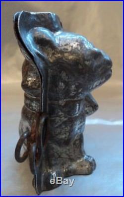 Antique Germany Chocolate Mold 211388 Anton Reiche Dresden BONZO THE DOG