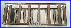 Antique Hinged Tin Chocolate Mold Set with Rack, Set of 6 Rabbits-Unique