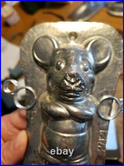 Antique Mickey Mouse Anton reiche Chocolate Mold