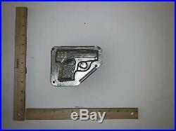 Antique Pre-WWII Schwapzer 2246 Pistol Chocolate Mold