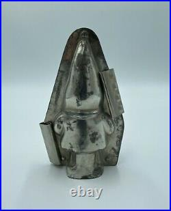 Antique Rare Anton Reiche Gnome Chocolate Mold #23000 Made in 1931