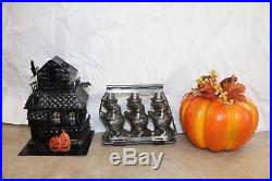 Antique Vintage Chocolate Mold (Anton Reiche) Witches on a Broom. Sarce mold