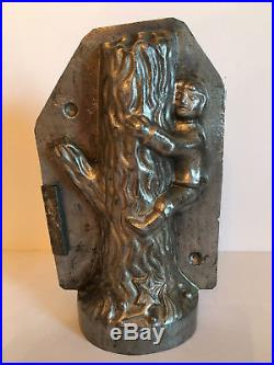 Antique Vintage Jack And The Beanstalk Chocolate Mold. Made By Sommet France