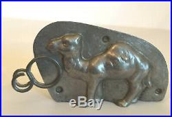 Antique Vintage RIECKE MINIATURE CAMEL Chocolate Mold. GERMANY. RARE SIZE