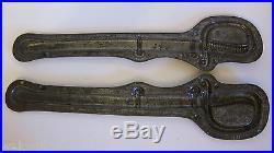 Antique Vintage SWORD CHOCOLATE MOLD