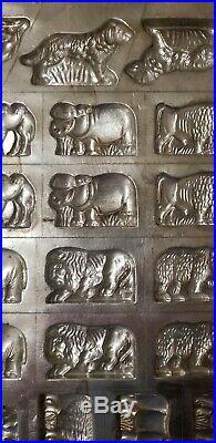 Anton Reiche Antique Animal Chocolate Mold