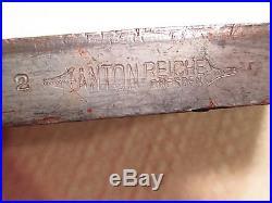Anton Reiche Chocolate Mold SOLDIERS Antique