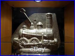 Anton Reiche Train 9954 Chocolate Mold Mould Locomotive Vintage Antique