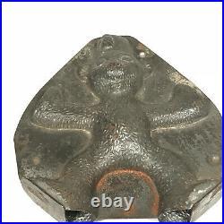 Anton Reiche chocolate mold, antique bear mold
