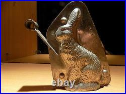 Bunny Easter Chocolate Mold Mould Anton Reiche Molds Antique N/30223