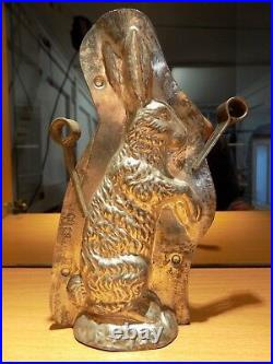Bunny Easter Chocolate Mold Mould Anton Reiche Monos Molds Vintage Antique