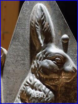 Bunny Rabit Chocolate Mold Mould Anton Reiche Molds Vintage Antique N/17964