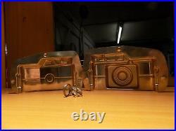 Camera Old Mold Mould Chocolate Schokoladenform Vintage Antique N/16205