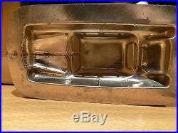 Car Chocolate Mold Molds Mould Vintage Antique N/16062