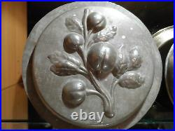 Chocolate Anton Reiche Box Mold Mould Vintage Antique Flower