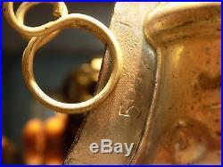 Chocolate Anton Reiche Dresden Bell Mold Mould Vintage Antique