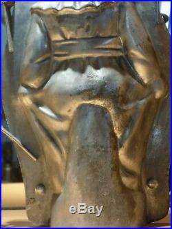 Chocolate Anton Reiche Dresden Clown 15587 Mould Mold Antique Vintage