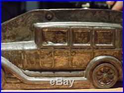 Chocolate Anton Reiche Old Car Auto 24633 Mold Mould Vintage Antique