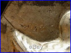 Chocolate Dove 2142 Sommet Mold Mould Vintage Antique