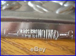Chocolate mold candy mold antique mold Easter Rabbit