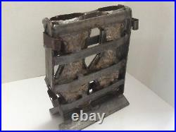 EASTER Bunny 2 9 Inch Rabbit Candy Chocolate Mold Hinged Heavy Duty Metal