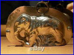 Elephant Chocolate Mold Mould Molds Vintage Antique