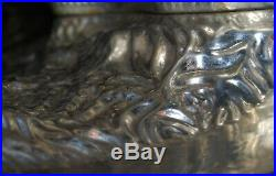 Giant antique chocolate mold of an Easter Bunny Rabbit 21 tall