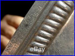Heart Chocolate Mold Molds Mould Vintage Antique
