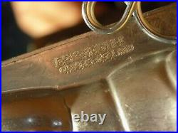 Kangaroo CHOCOLATE MOLD MOULD SCHOKOLADENFORM VINTAGE ANTIQUE 16336