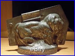 Leo Chocolate Mold Molds Vintage Antique Sommet
