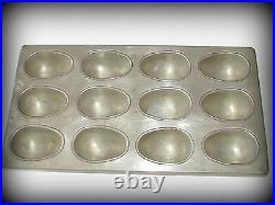 PRIMITIVE OLD EGG Chocolate Mold Cake Pan Great for the Country Kitchen