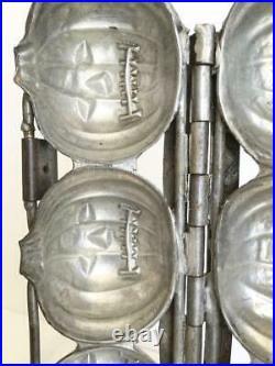 Rare Antique 24271 Anton Reiche 10 Pumpkin Chocolate Mold