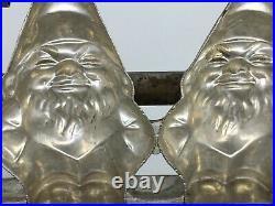 Rare antique ANTON REICHE Chocolate Mold industrial gnome serial