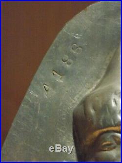 SANTA RIECK&co Bergish CHOCOLATE MOLD MOULD MOLDS VINTAGE ANTIQUE 4186