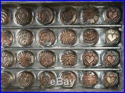 Vintage Antique Chocolate Mold
