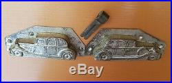 Walter 1935 Oldtimer Old Car Auto Chocolate Mold Mould Rare Vintage Antique